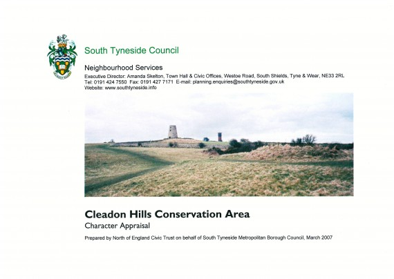 cleadon hills report cover