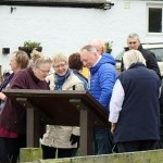 people at port carlisle april 2017