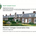 report cover Mariners Cottages