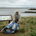 unveiling interpretation panel