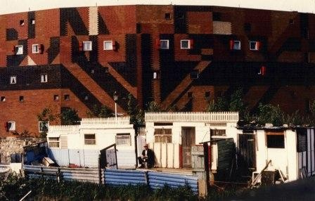 Byker Housing Estate, Newcastle