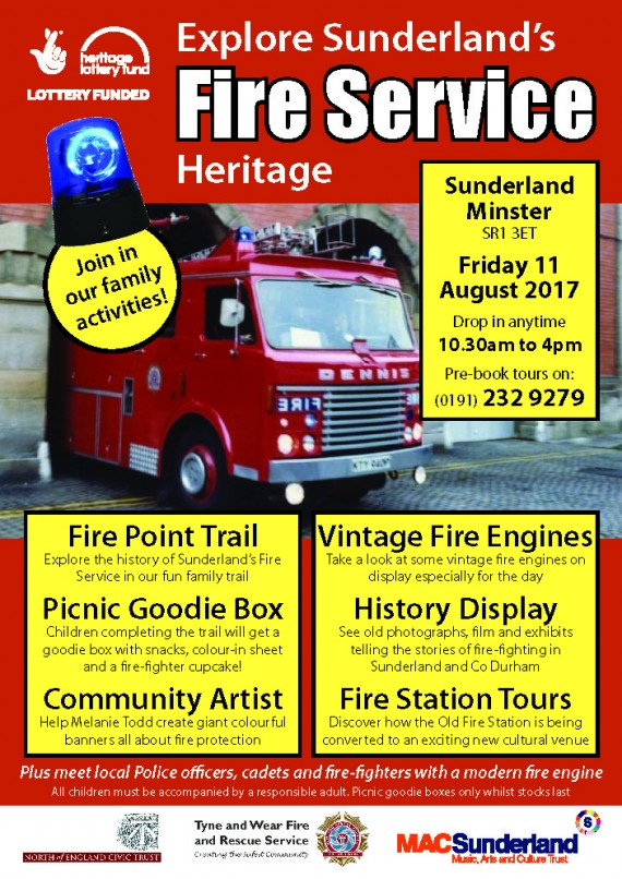 fire service heritage activity day