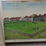 painting of bowling green 1911