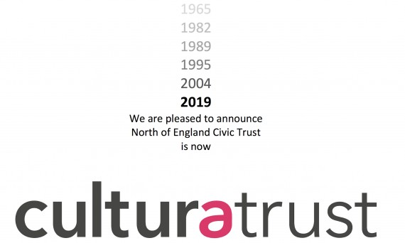 details of new name for trust May 2019