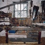 workbench inside mill
