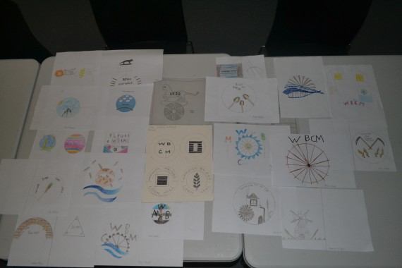 drawings for logo competition